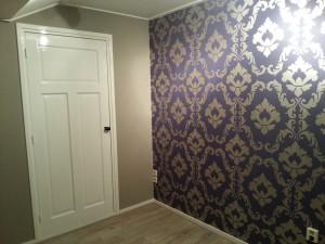 Behang-en-verf-slaapkamer