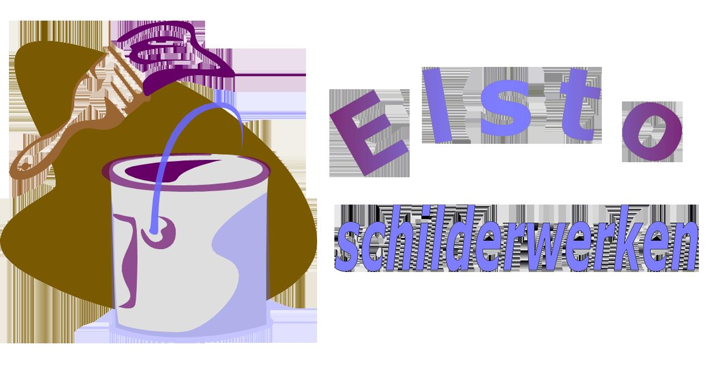 Elsto Schilderwerken logo
